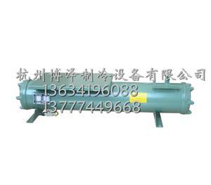 壳管式水冷冷凝器