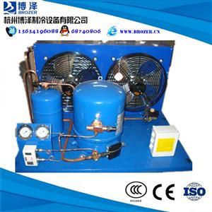 美优乐风冷机组 双风扇 MT50 MGM50 4p 高配置冷库制冷