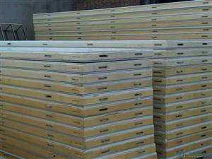 冷库保温板 双面彩钢聚氨酯保温板 150mm 支持定做 厂