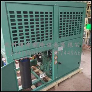 杭州比泽尔25匹低温风冷机组冷库保鲜库4VG-25.2冷库冷