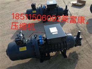 汉钟复盛莱富康比泽尔螺杆压缩机压缩机SRG 770