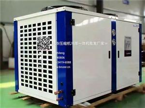 冷风机冷凝器空调一体外机电控箱膨胀阀冷库整套压缩机
