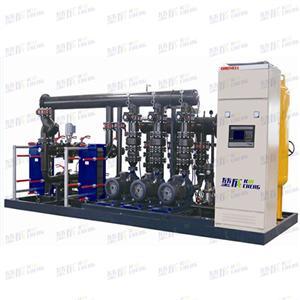 管式换热机组、水水板式换热机组