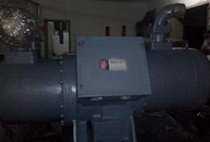 汉钟螺杆压缩机维修