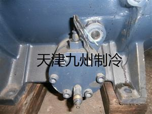 天津汉钟RB14H螺杆式压缩机抱轴维修