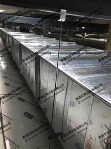 佳木斯消防通排风工程 大庆白铁皮管道制作