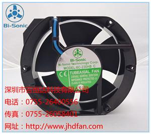 6C-230HB C 原装台湾百瑞Bi-Sonic 散热风扇 17251轴流风机220V