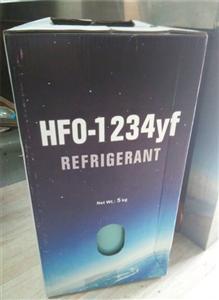 R1234yf  新型车用环保制冷剂