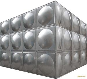 空气能热水采暖工程不锈钢水箱