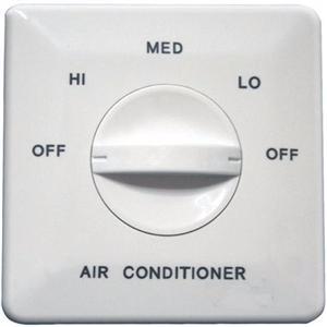 空调三速开关