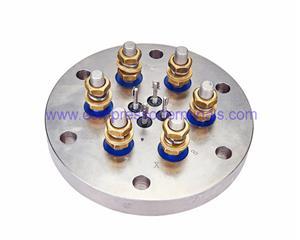 制冷螺杆压缩机接线柱