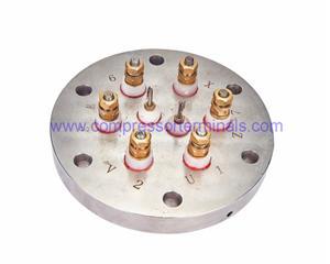 汉钟系列螺杆接线板