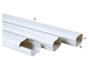 1-2匹/3匹/5匹空调装饰直管