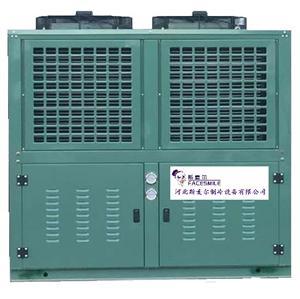 20P箱式冷凝机组