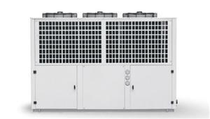 比泽尔V型中温箱式冷凝机组
