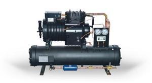 雪鹰BR系列水冷半封闭活塞压缩冷凝机组