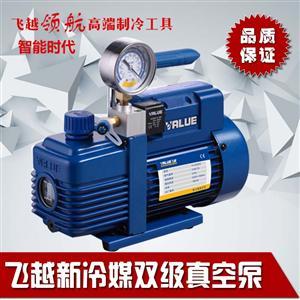 飞越高品质制冷工具新冷媒双级真空泵