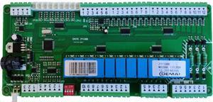 涡旋/活塞并联机组控制器
