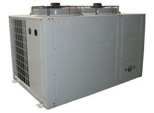 U型箱式压缩冷凝机组