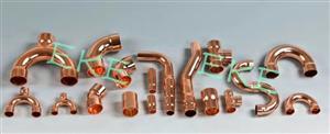 易科全系列铜管件