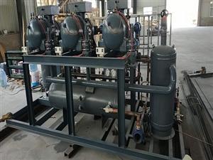 螺杆式并联压缩冷凝机组