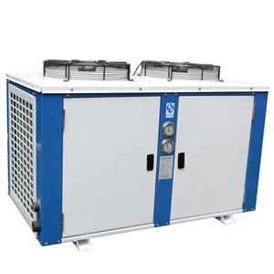 科特箱式制冷机组冷库设备