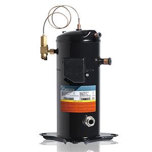 低温冷冻喷液涡旋压缩机