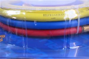 飞越高品质制冷工具R22高强度冷媒三色管