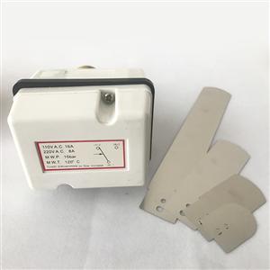 空调靶式水流开关HFS-25DSF-50P流量计液位1寸插入流量