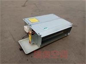 厂家中央空调冷水机组风机盘管