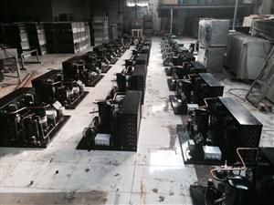 沈阳谷轮半封闭制冷机组 风冷水冷一体机组 箱式敞开式