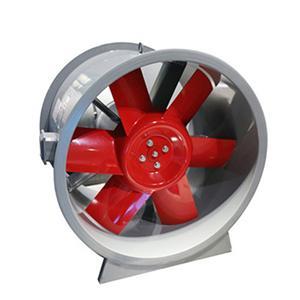 SJG鼓式斜流风机 斜流管道增压风机深受好评