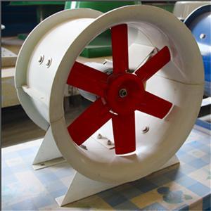 廊坊防爆玻璃钢斜流风机 大功率通风机生产商