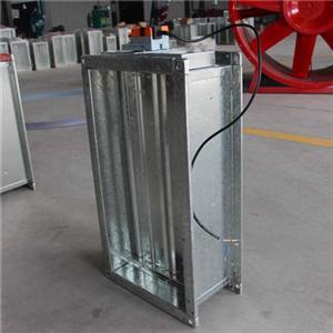 钢绳远控排烟阀 镀锌板材质防火阀维修保养方法