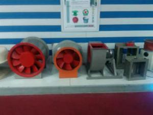 中央空调设备、管道、设计以及安装