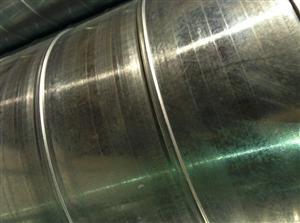 德清不銹鋼焊接風管