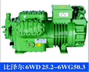 比泽尔6WD25.2-6WG50.3压缩机