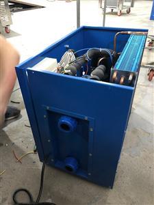 卓富冷水机鱼缸制冷水族鱼缸海鲜鱼池制冷降温恒温冷暖