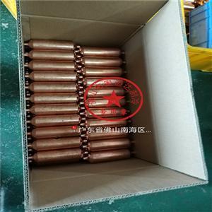 铜管消音器 储液器 空调消音器 紫铜过滤器