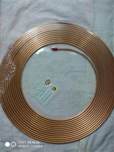R410中佳盘管、蛇形管