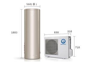 纽恩泰空气能热水器/圆桶F系列