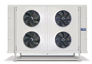 意大利路伟蒸发器(冷风机) -----Fast_Freezer