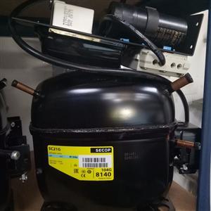 丹佛斯SC21G压缩机  R134a制冷剂