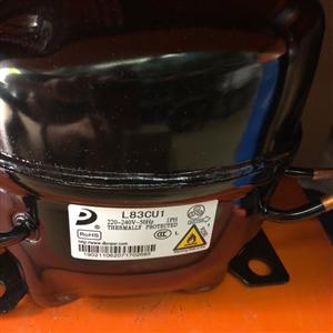 东贝L83CU1压缩机  R290制冷剂