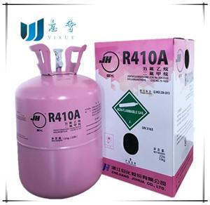 太原中央空调专用制冷剂R410a,厂家直发高纯度冷媒