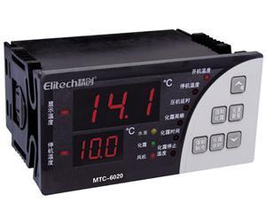 控制器MTC-6020水泵 制冷 化霜 风机 双传感器