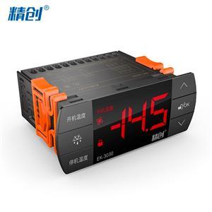 精创 EK-3030触屏炫彩温控器 制冷温度控制器