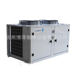 U型冷凝器 顶出风箱式机组 制冷机组