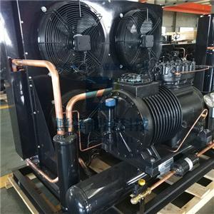 全新 谷轮半封闭15匹风冷机组 4S151D 冷库低温制冷机