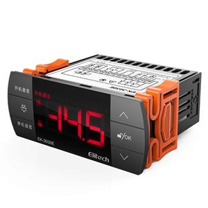 EK-3030E温度控制器 双传感器 带485通讯